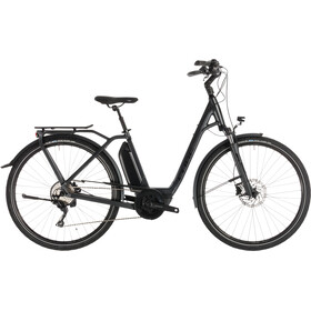 Cube Town Sport Hybrid Pro 400 Easy Entry, iridium'n'black